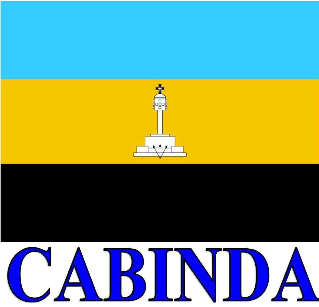 Drapeau of the CABINDA